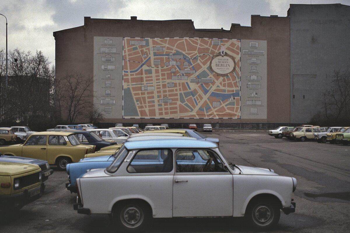 Berliner Osten